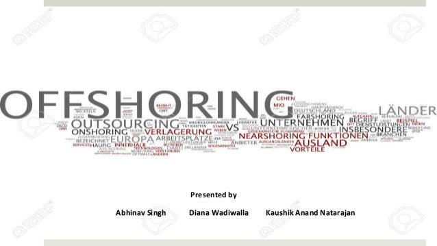 Abhinav Singh Diana Wadiwalla Kaushik Anand Natarajan Presented by