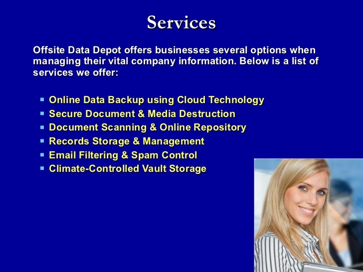 An overview of the benefits of electronic database records for businesses