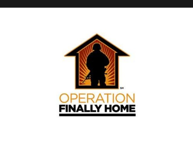 operation finally home smart home presentation