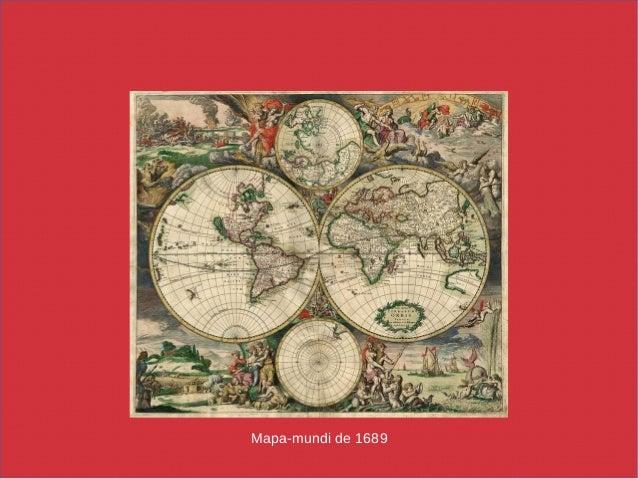 Mapa-mundi de 1689