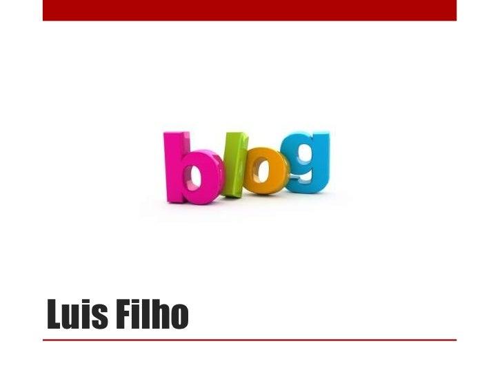 Luis Filho<br />