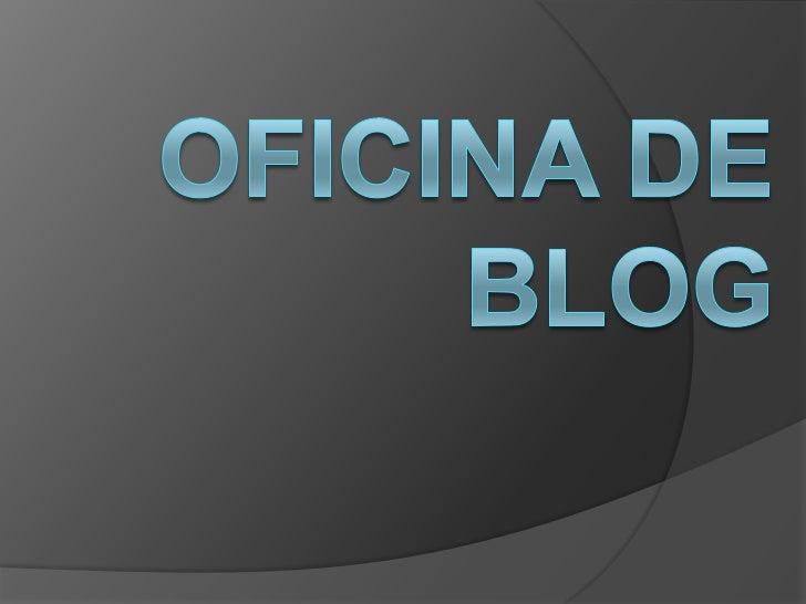 O que é um blog ? É um diário pessoal ou corporativo; Qualquer pessoa pode criar; Fácil de atualizar; Deve ser focado ...
