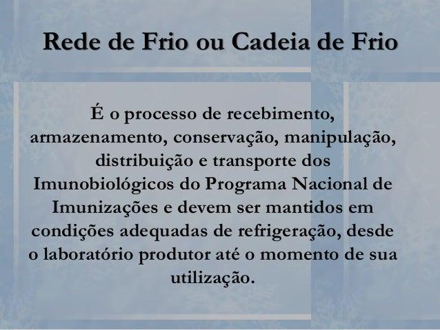 Oficina de Capacitação de Rede de Frio Slide 2