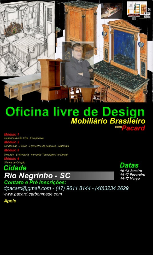 Oficina design c pacard