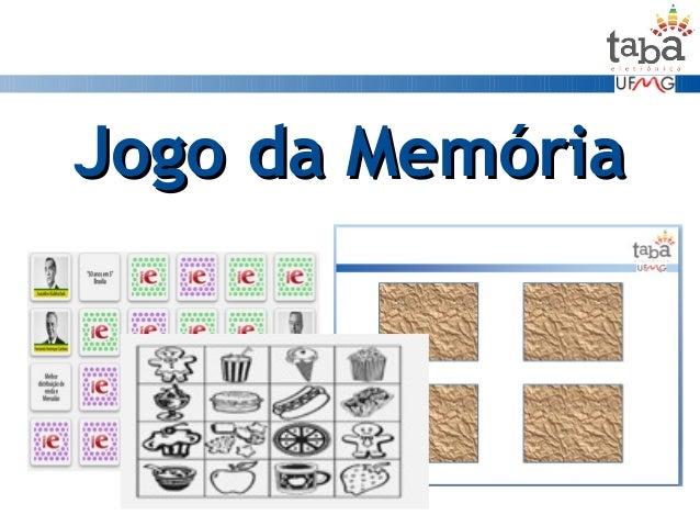 Jogo da MemóriaJogo da Memória