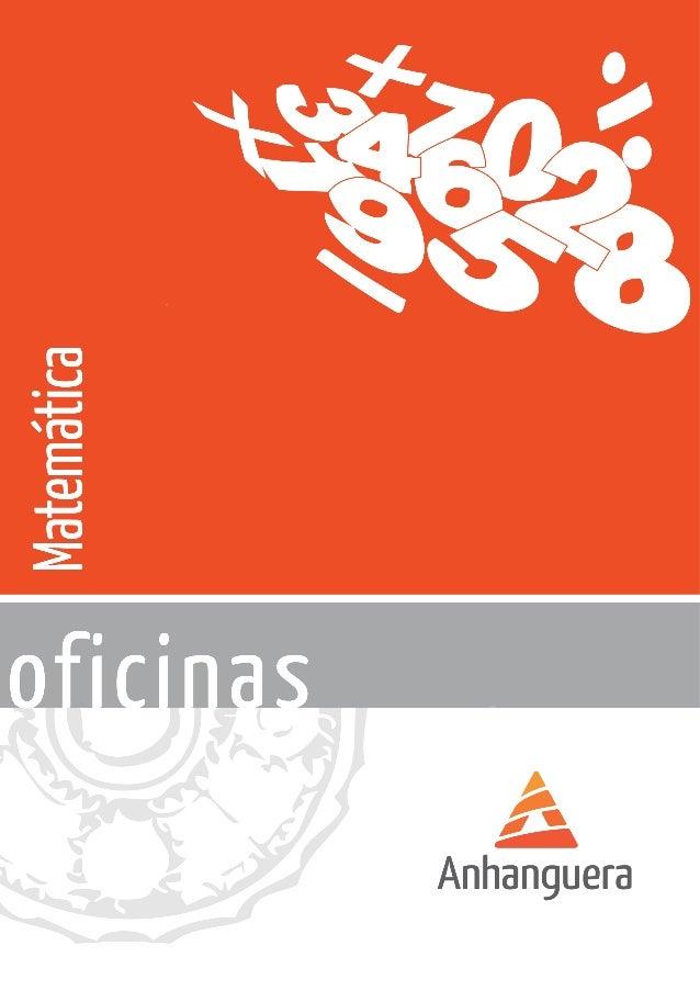 2 oficina Oficina Matemática Autor Prof. Adriano Thomaz