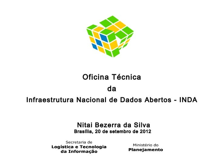 Oficina t cnica da infraestrutura nacional de dados for Tecnica de oficina wikipedia