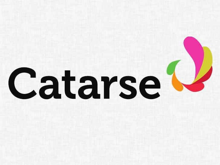 O que vamos falar? O mundo do financiamento colaborativo O que é o Catarse e como funciona? Financiamento colaborativo ...