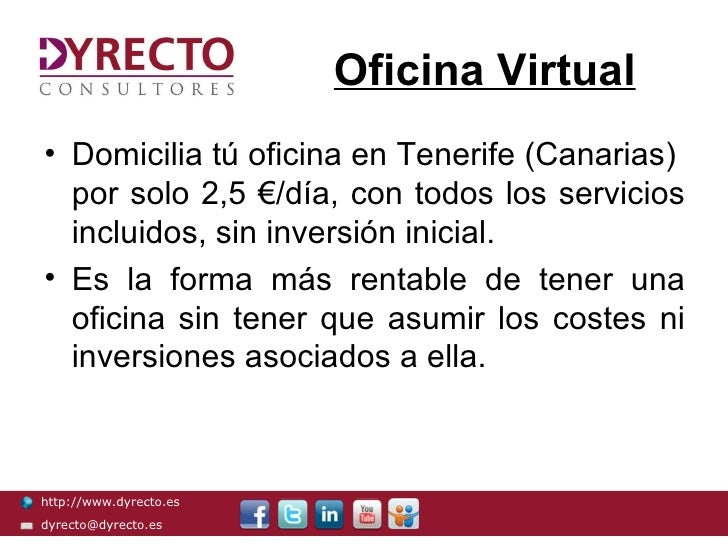 Oficina virtual canarias for Gijon es oficina virtual
