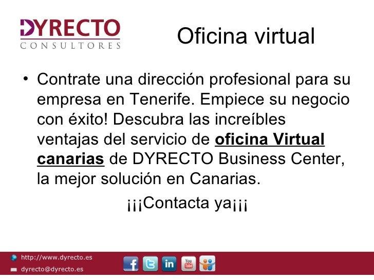 Oficina virtual canarias for Que es una oficina virtual