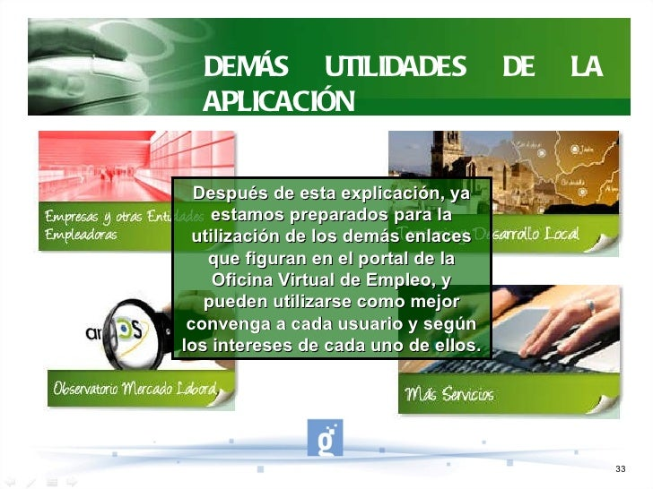 Oficina virtual de empleo sae for Oficina virtual trabajo