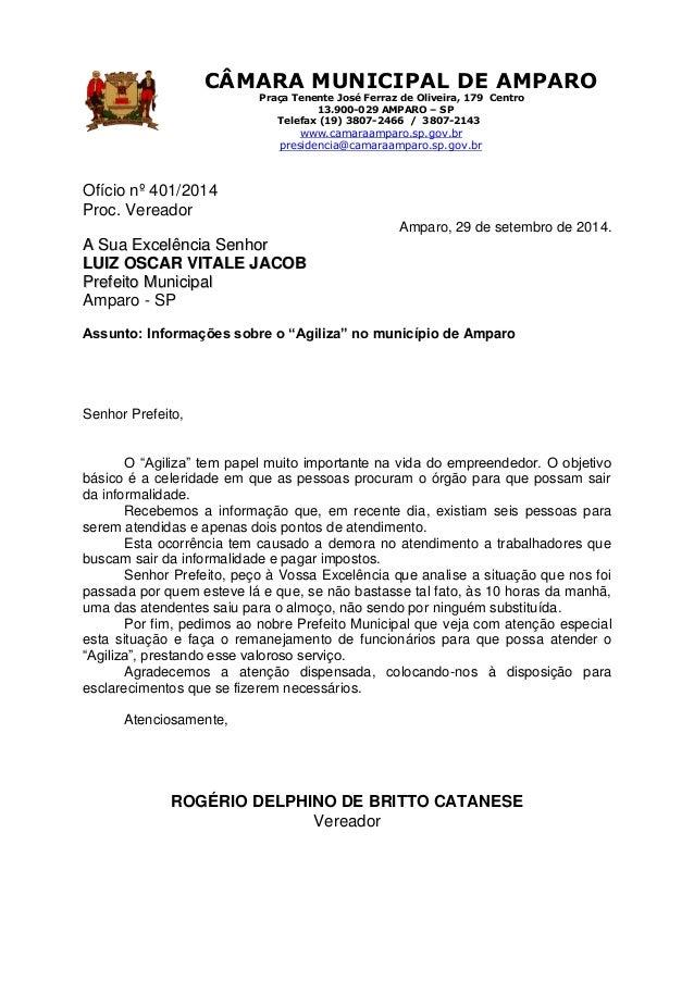CÂMARA MUNICIPAL DE AMPARO  Praça Tenente José Ferraz de Oliveira, 179 Centro  13.900-029 AMPARO – SP  Telefax (19) 3807-2...