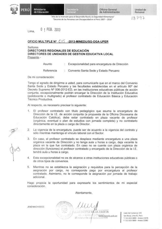 Oficio multiple 015 2013-minedusg-oga-uper