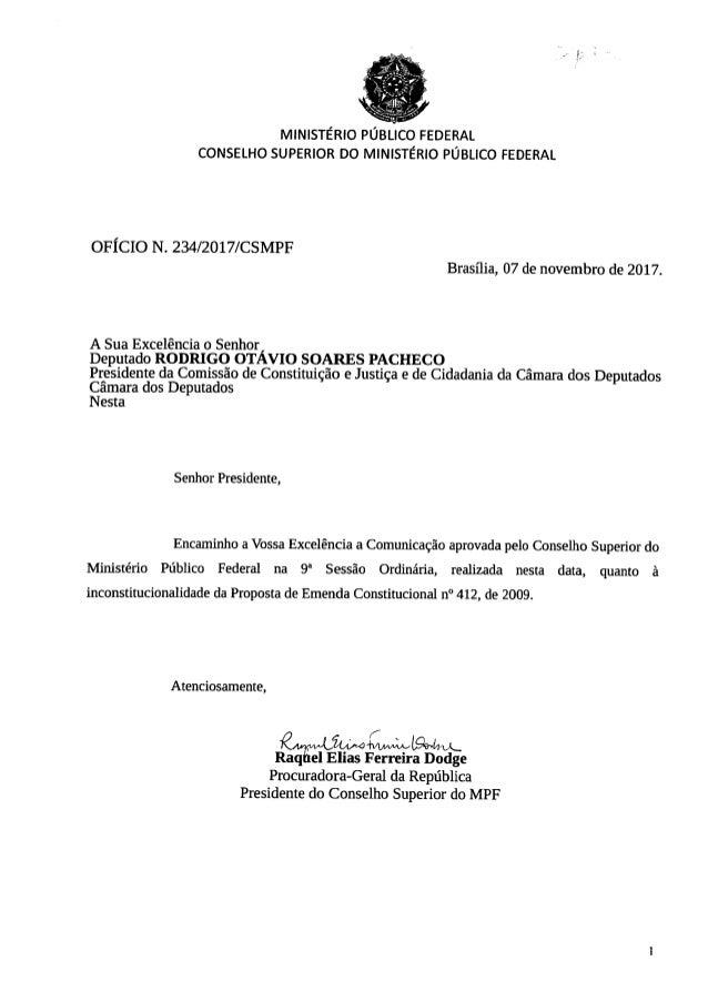 Conselho do MPF defende rejeição de autonomia da Polícia Federal