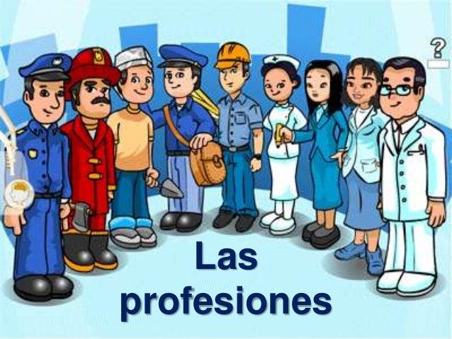 Las profesiones