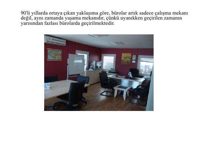 Ofis for Bureau 130x70