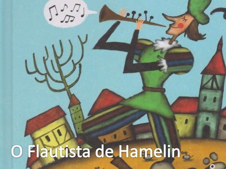 O Flautista de Hamelin<br />