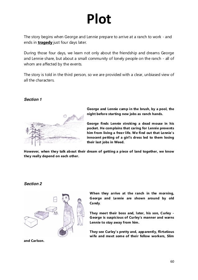 Of Mice and Men Edexcel English Language Revision Guide