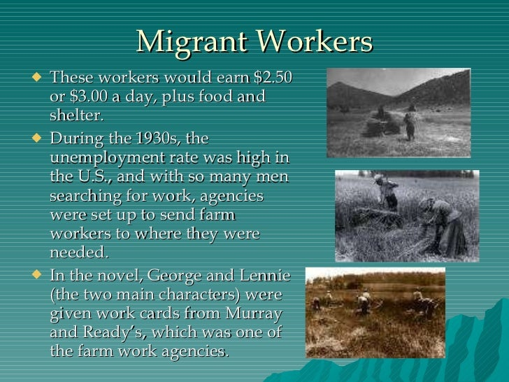 "of mice and men journey to their american dream essay ""of mice and men"" by john steinbeck essay sample  and these migrant men decided to leave and journey elsewhere in search of a better life  made their dream ."
