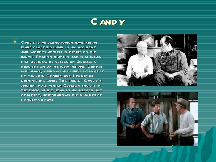 of mice and men candy essay of mice men