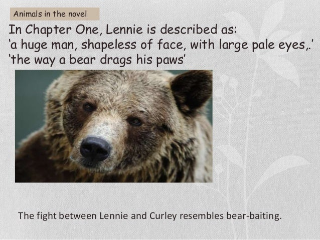 an analysis of george shooting of lennie in of mice and men by john steinbeck Of mice and men by: john steinbeck  one of the themes is to love your loved ones no matter what an example of that is george shooting lennie and making it quick.