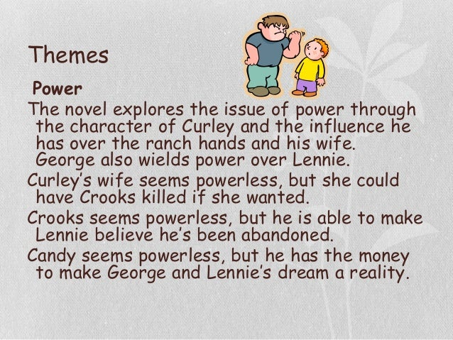 violence in of mice and men Anger and violence portrayed in of mice and men in steinbecks novel of mice and men, anger and violence is a common occurance anger either envoked by fear , jealousy .