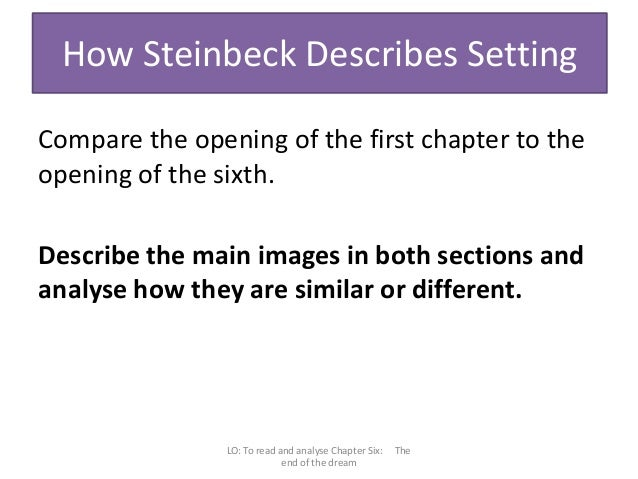 how does steinbeck create tension in A summary of section 3 in john steinbeck's of mice and men  and discuss  curley's wife, agreeing that she will make trouble for someone as george says,.