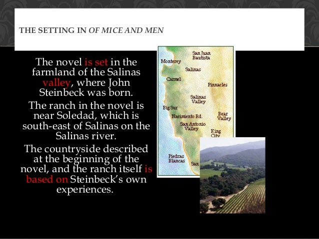 the quest for the american dream in john steinbecks of mice and men Basic information on the american dream's relevance to john steinbeck's of mice and men.