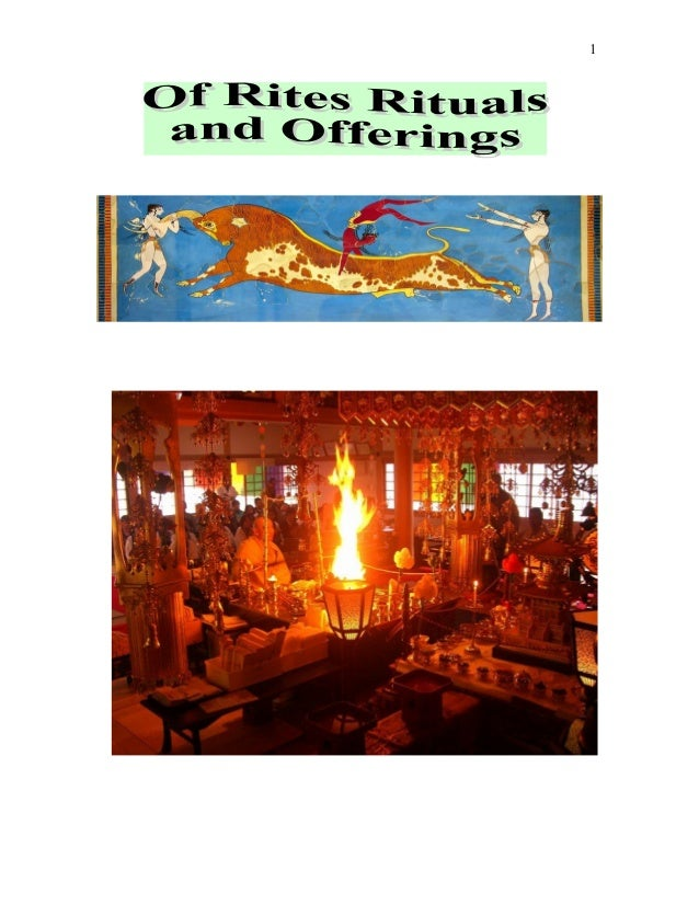 rites rituals Ritual books sacraments are enacted through liturgical rituals that consist of sacred symbols, words, and actions through which we encounter jesus christ these rituals are codified in ritual texts, many of which are available through the usccb.