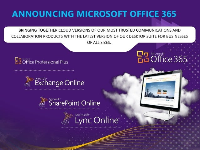 DEMO Setting up the Tenant SEC-OFC310 Microsoft Office 356: Identity and Access Solutions
