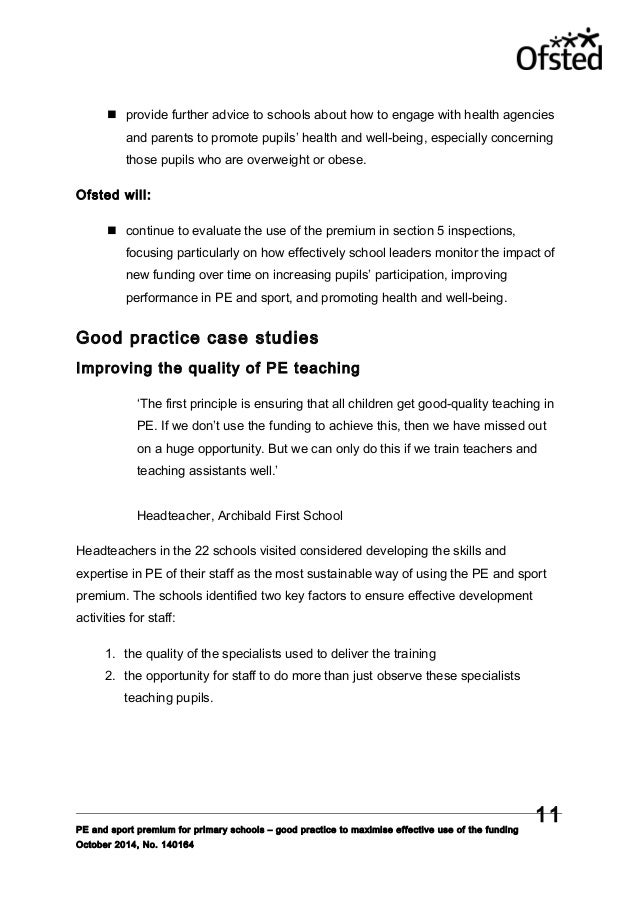 OFSTED launches good practice website - EAL Case Study