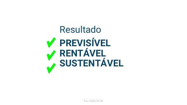 O Funil Ideal, usando dados para orientar o processo de vendas Vinícius Corte Real Pereira Sales Operations @Resultados Di...