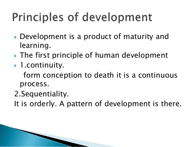 psychology of learning and human development pdf