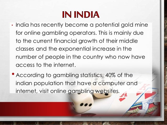 Online gambling powerpoint presentation chapter 7 bankruptcy ohio gambling