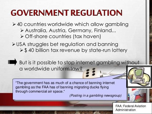 Regulation GG - Prohibition on Funding of Unlawful Internet Gambling