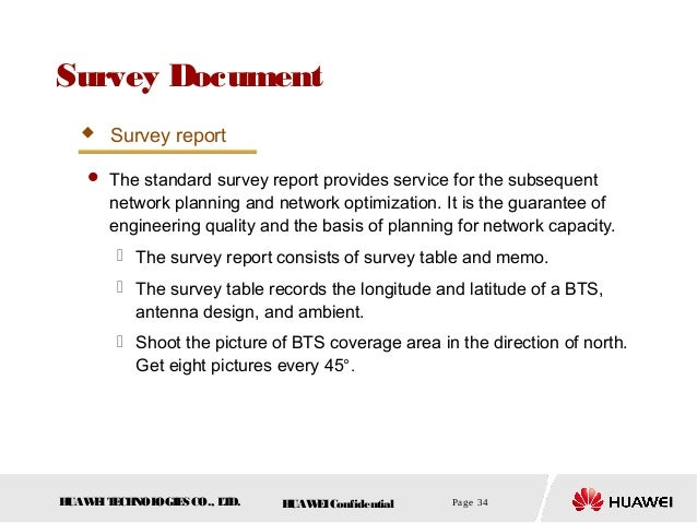 Site Survey Report Template  Resume Ideas  NamanasaCom