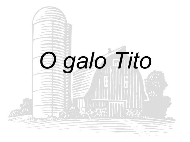 O galo Tito