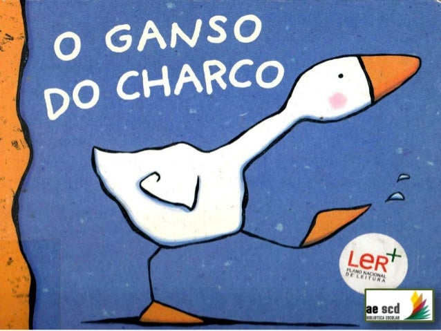 O ganso do charco