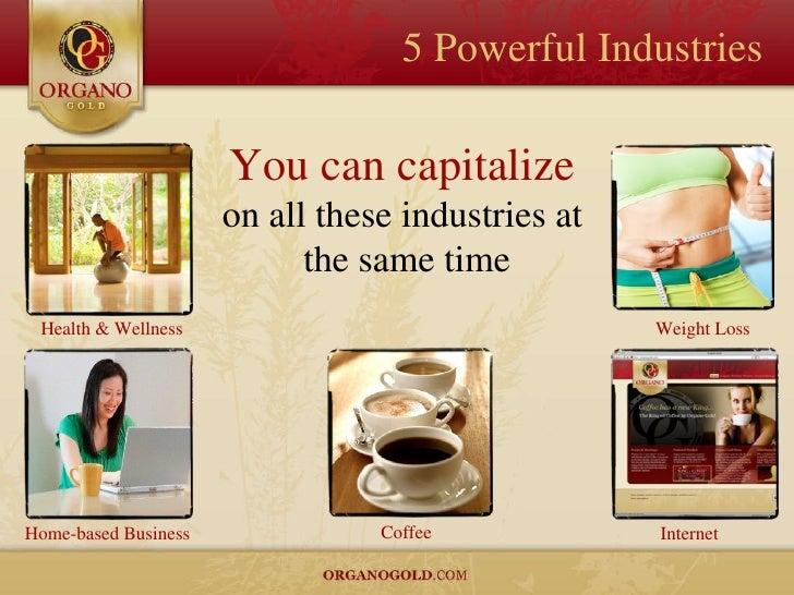 Organo Gold Business Opportunity Presentation