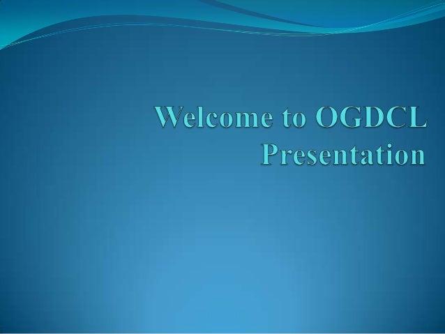 ogdcl shares dividend