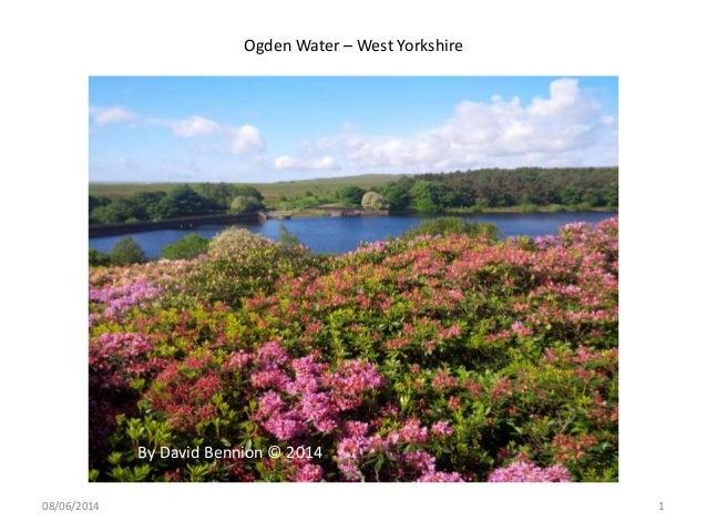 Ogden Water – West Yorkshire By David Bennion © 2014 108/06/2014