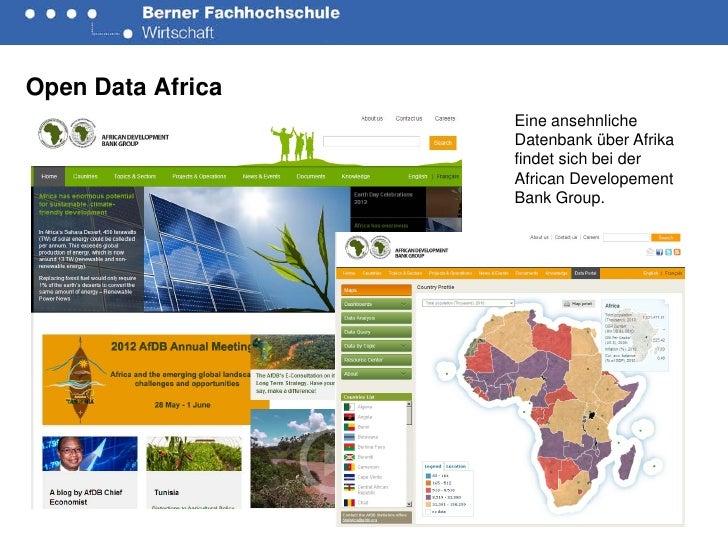 OGD in Afrika Slide 3