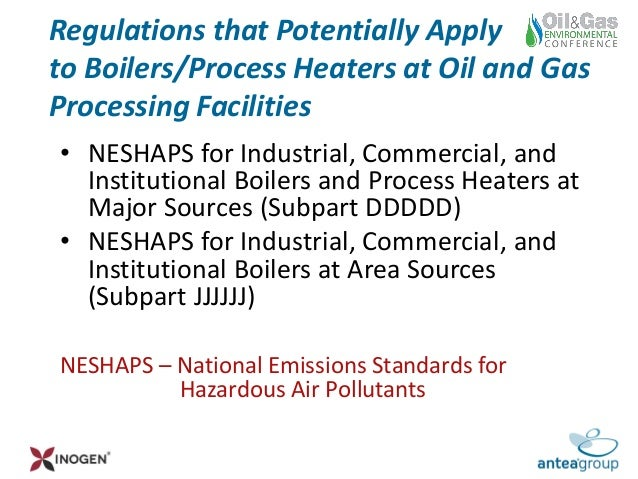 Overview of a Strategy to Exempt Multiple Process Heaters ...