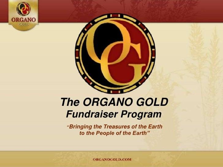 Organo gold business presentation