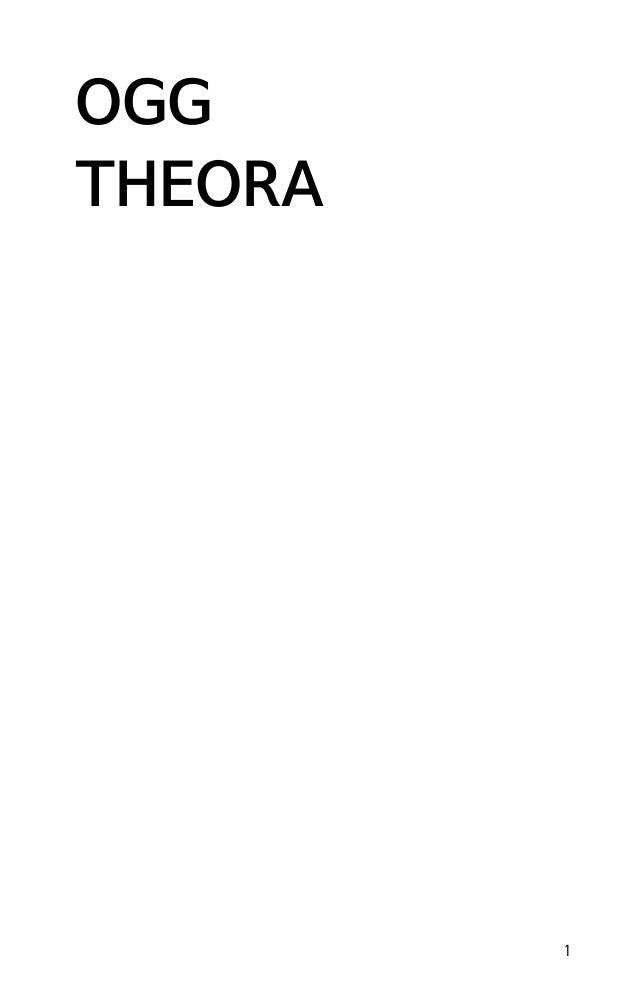 OGG THEORA  1