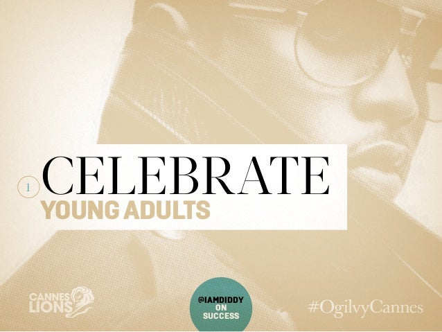 Celebrateyoungadults1@iamdiddyONSUCCESS