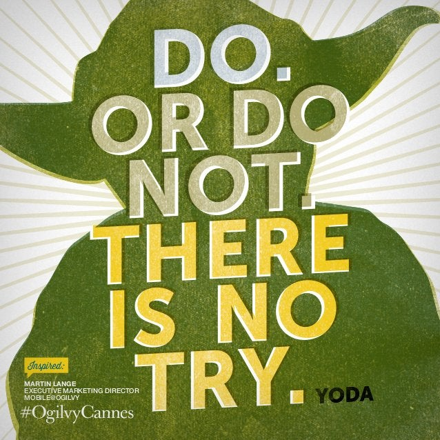 Martin Lange Executive Marketing Director Mobile@Ogilvy Inspired: Do. Or do not. There is no try.