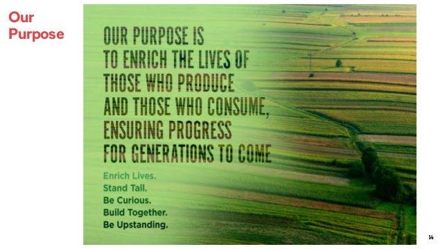 14 Our Purpose