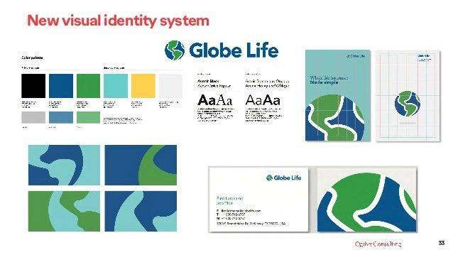 33 New visual identity system