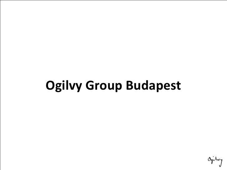 Ogilvy Group Budapest